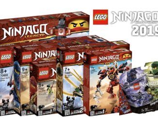 LEGO Ninjago 2019