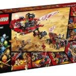 LEGO Ninjago 70677 Land Bounty