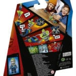 LEGO Ninjago 70681 Spinjitzu Slam - Jay