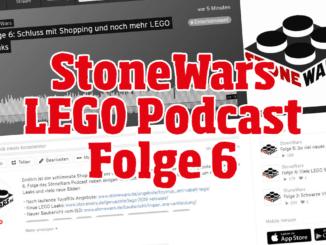 StoneWars LEGO Podcast Folge 6