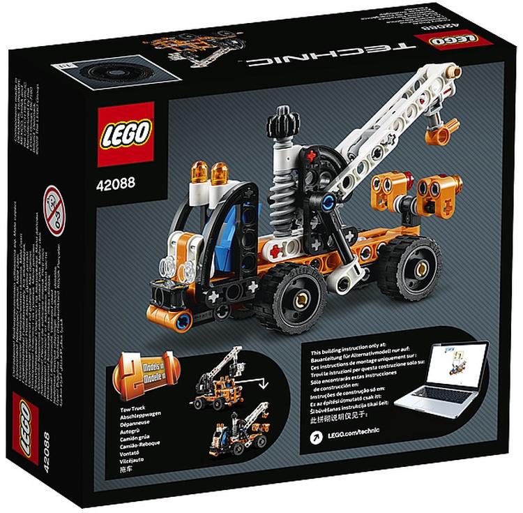 Lego Technic Sommer 2019 Die Vier Neuen Sets Im Detail