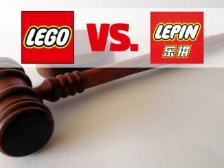 LEGO gewinnt gegen Lepin