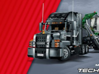 LEGO Technic Mack Anthem Angebot