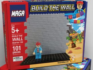 Maga Build the Wall Set