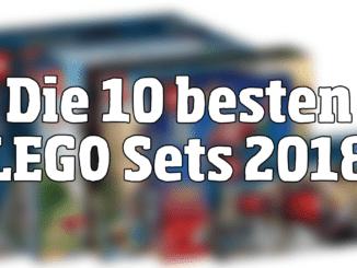 Die 10 besten LEGO Sets 2018
