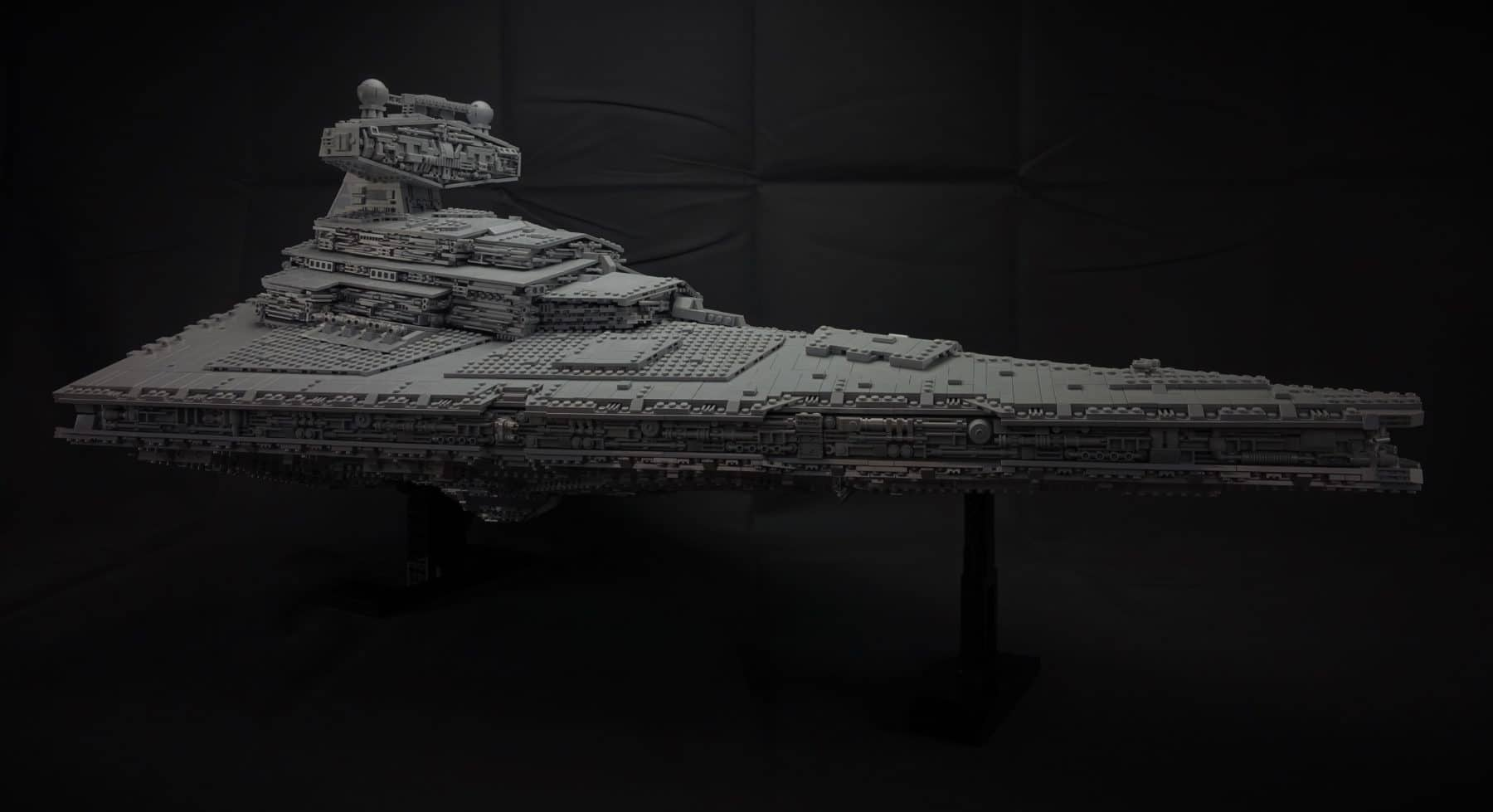 LEGO Star Wars 75252 UCS Imperial Star Destroyer: Fakten zum Set