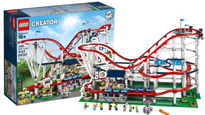 Lego 10261 Achterbahn Jetzt Auch Bei Mytoys Und Kaufhof Erhältlich