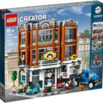 LEGO Modular Building 10264: Eckgarage
