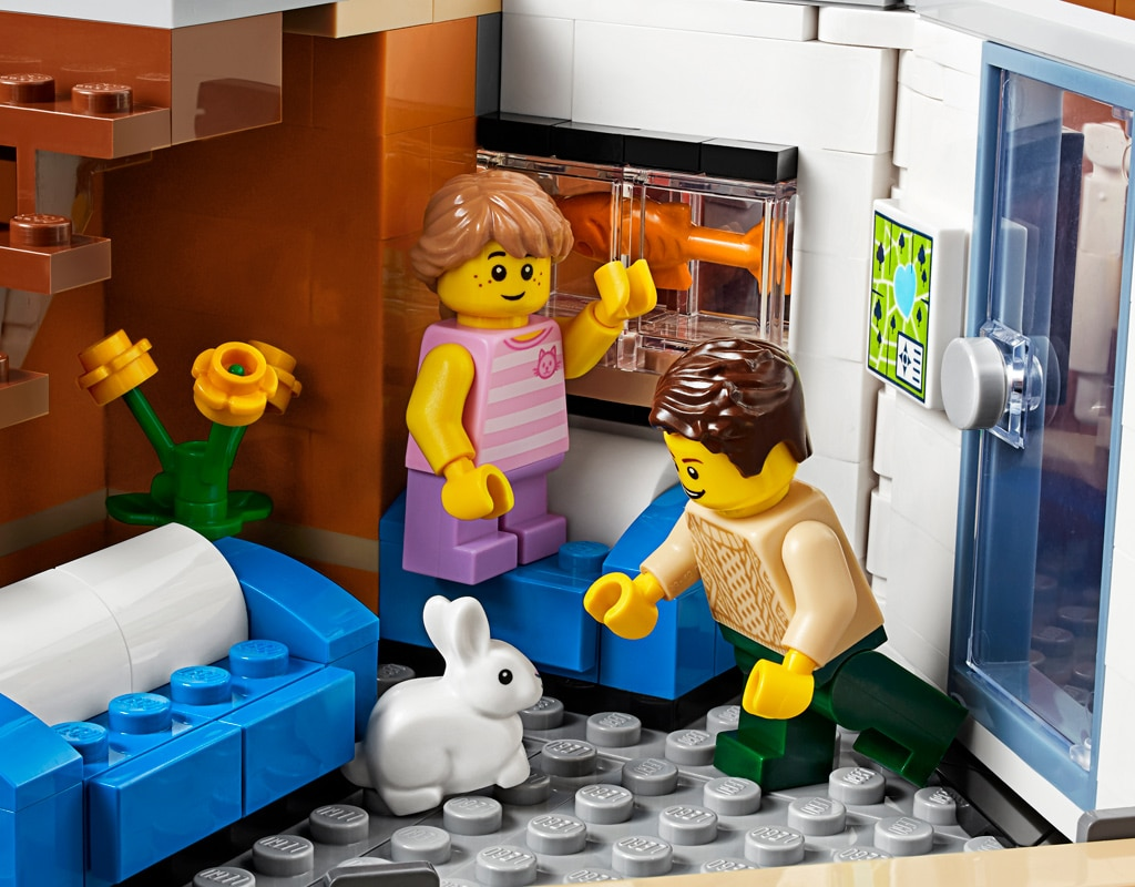 LEGO 10264 Eckgarage Modular Building Tierarzt