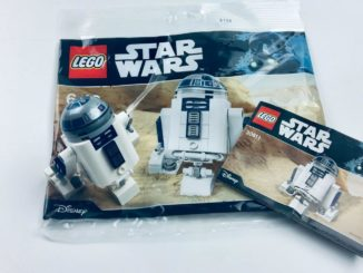 LEGO 30611 R2-D2 Review
