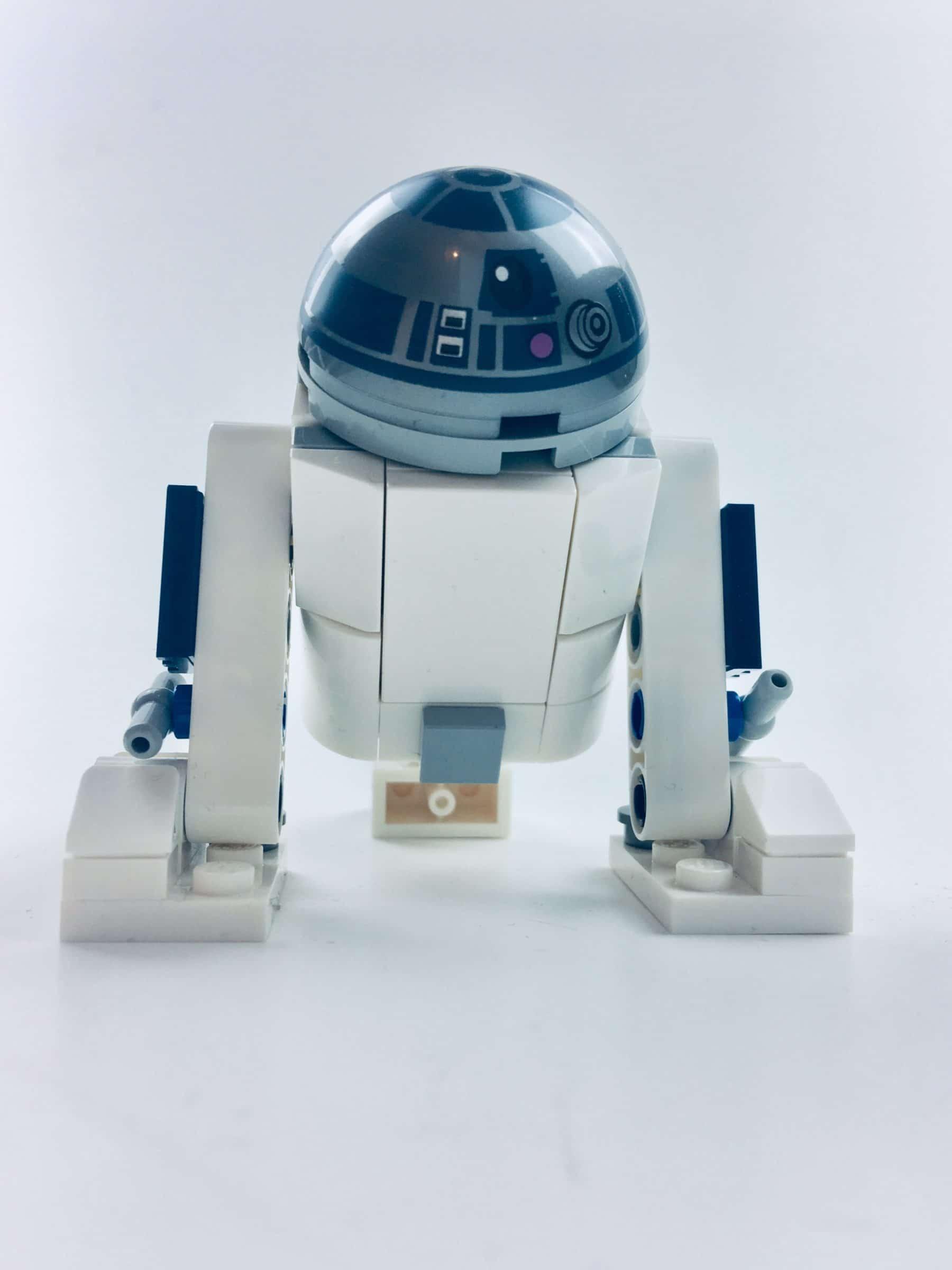 LEGO 30611 R2-D2 von hinten