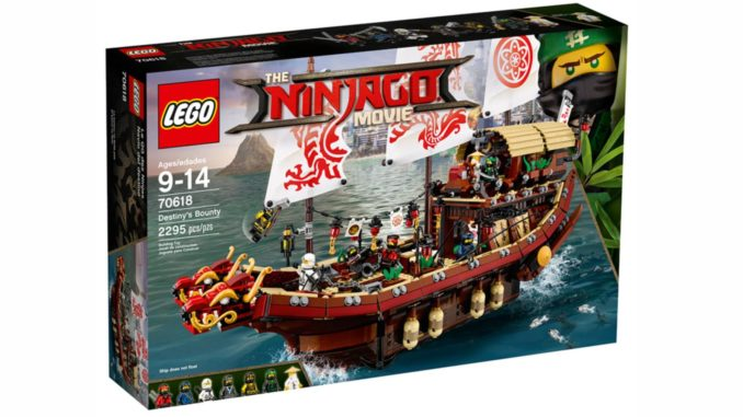 LEGO 70618 Ninjago Flugsegler Angebot