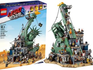 LEGO 70840 Apocalypseburg