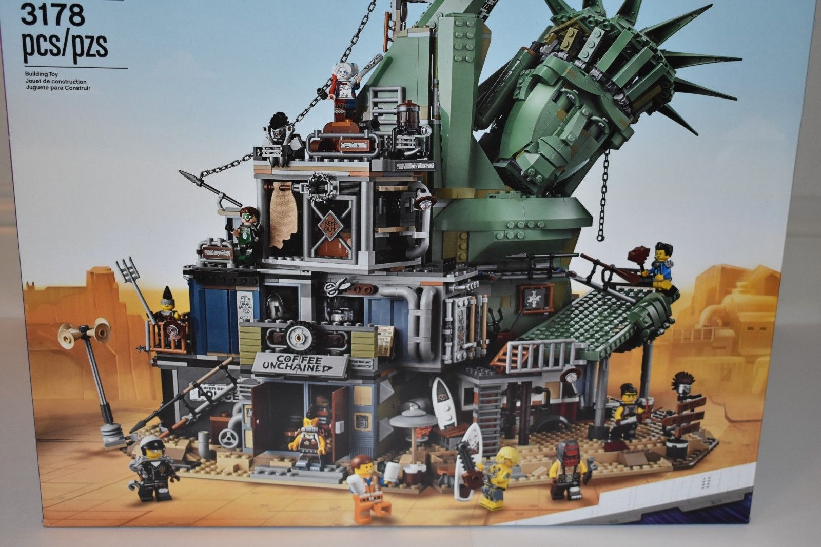 LEGO 70840 Welcome to Apocalypseburg!