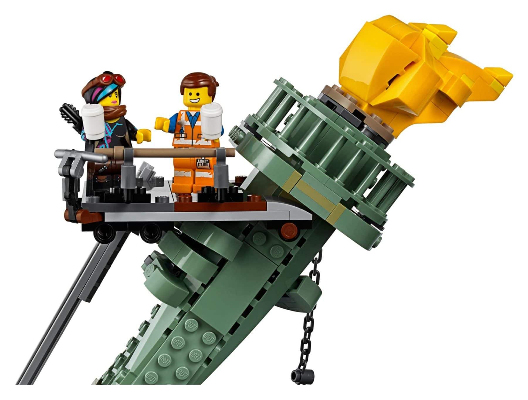 LEGO 70840 Apocalypseburg: Emmet und Lucy