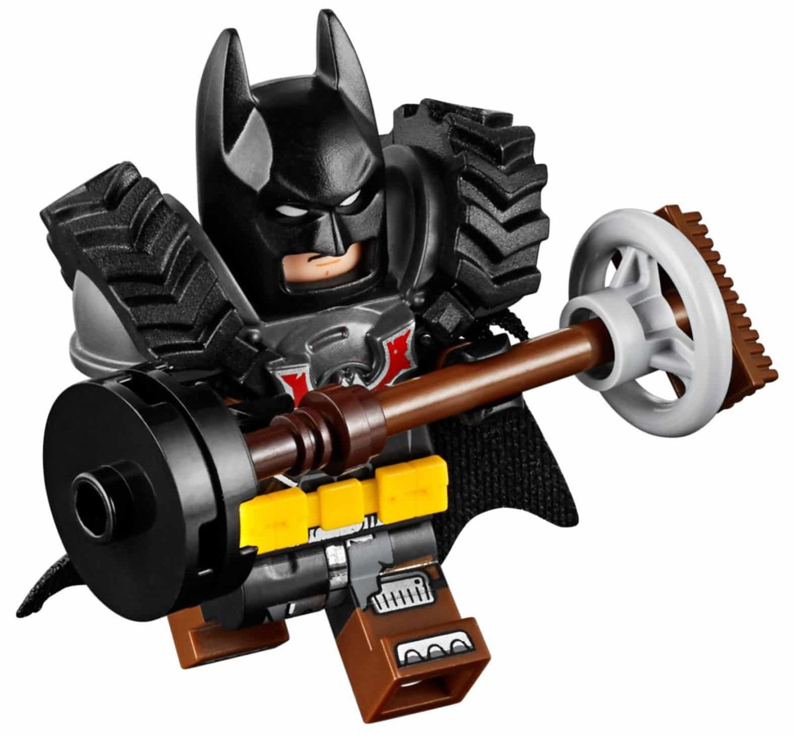 LEGO 70840 Apocalypseburg: Batman