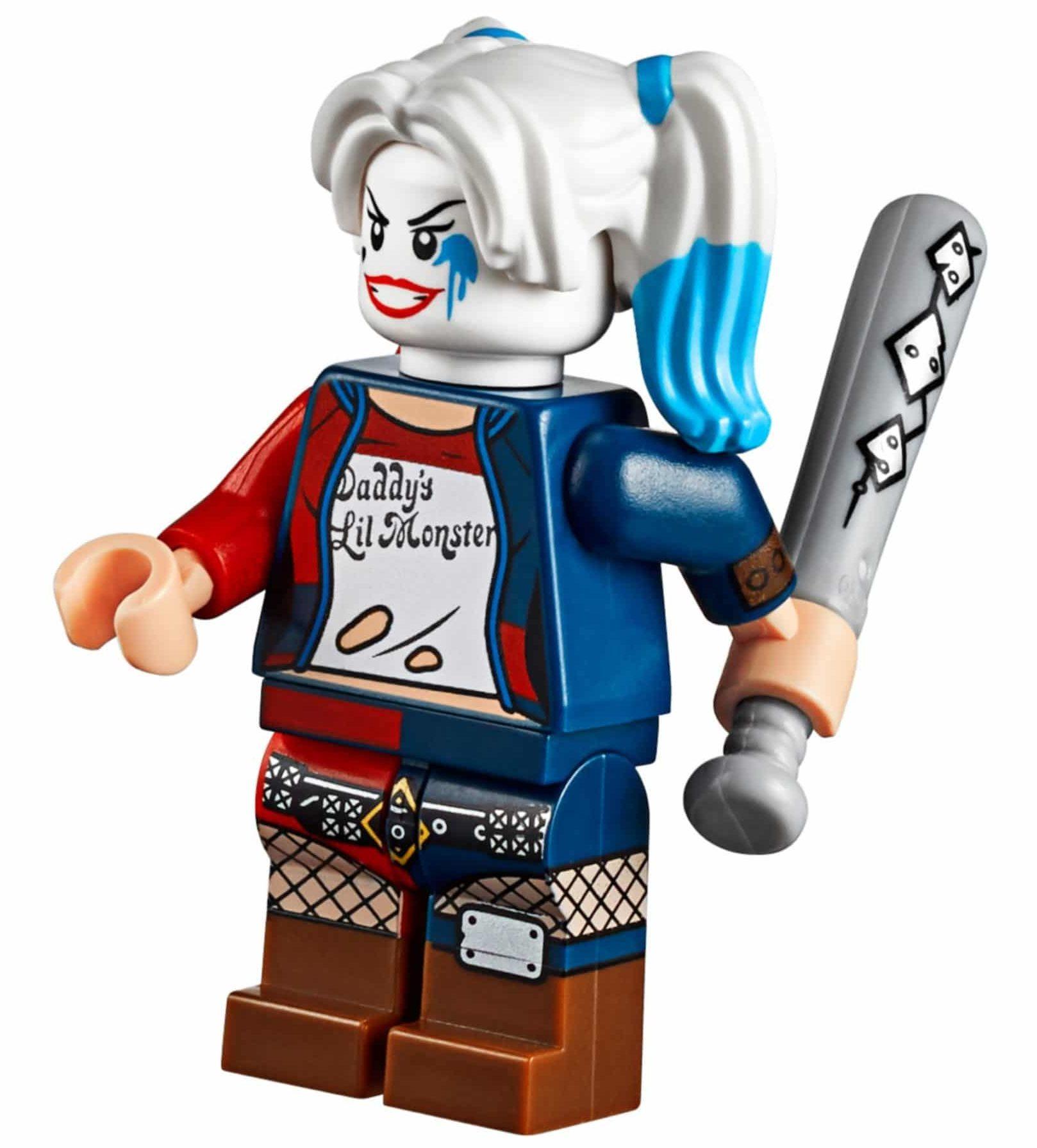 LEGO 70840 Apocalypseburg: Harley Quinn