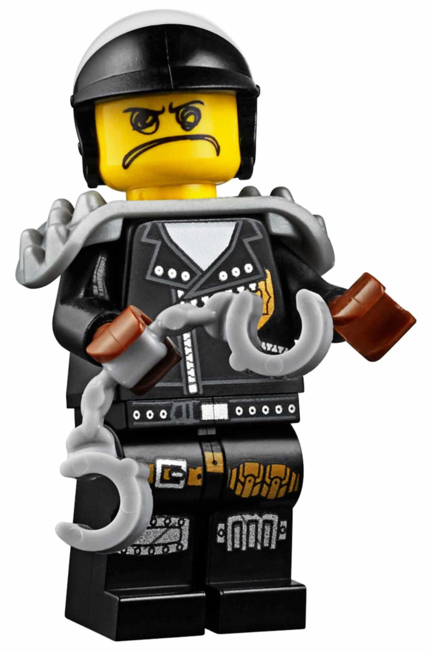 LEGO 70840 Apocalypseburg: Kritzel-Cop