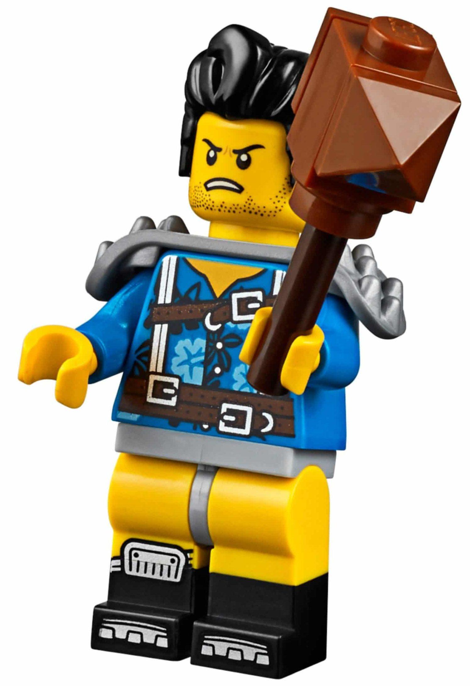"""LEGO 70840 Apocalypseburg: """"Wo ist meine Hose""""-Mann"""