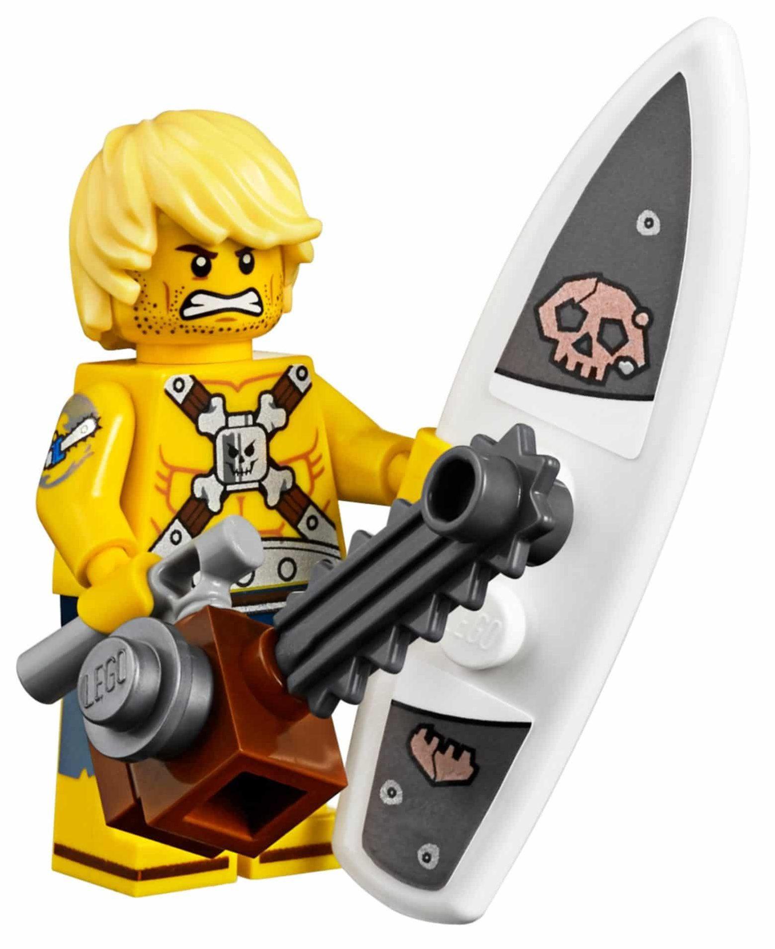 LEGO 70840 Apocalypseburg: Kettensägen Dave