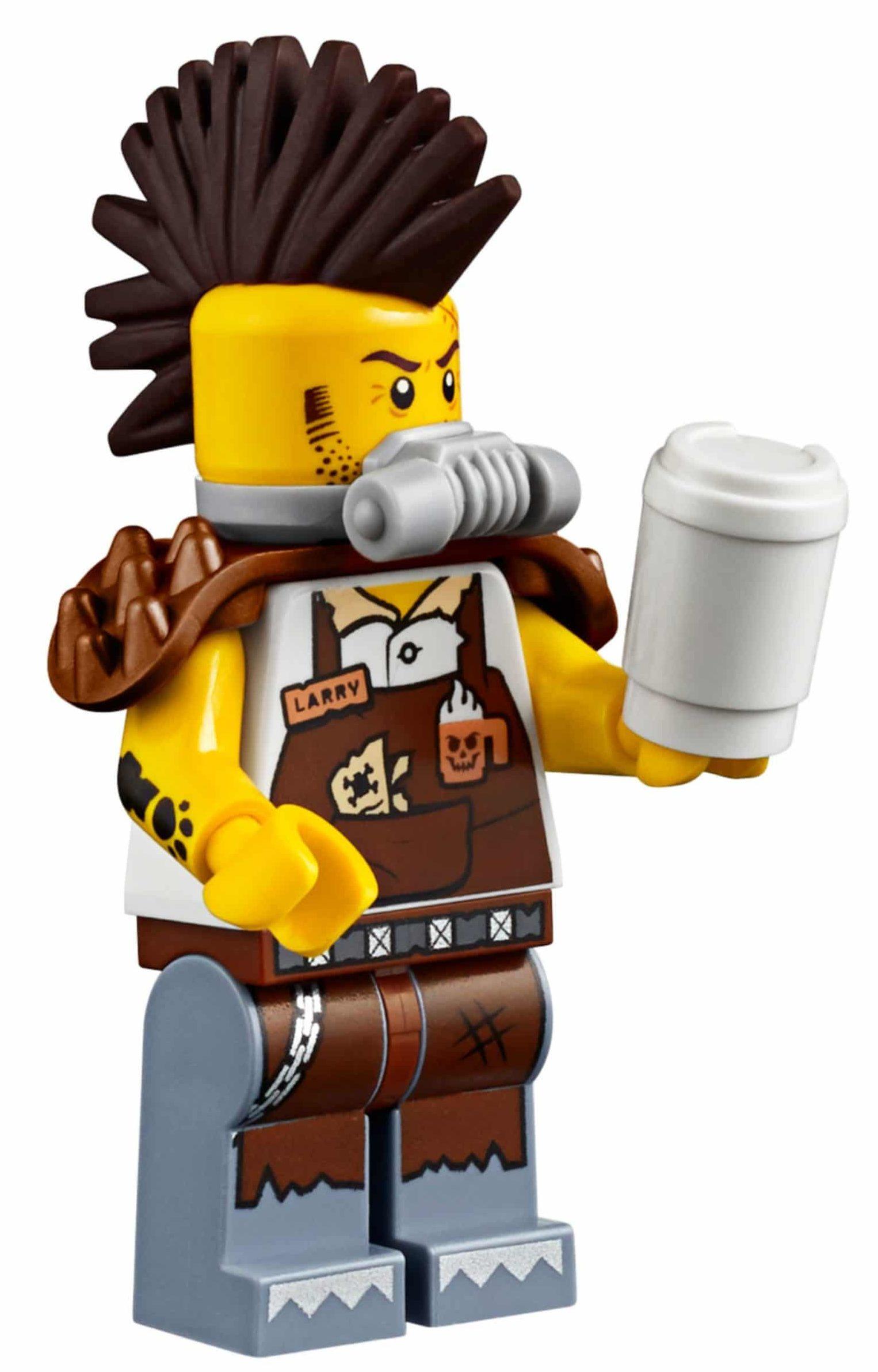 LEGO 70840 Apocalypseburg: Larry der Barista