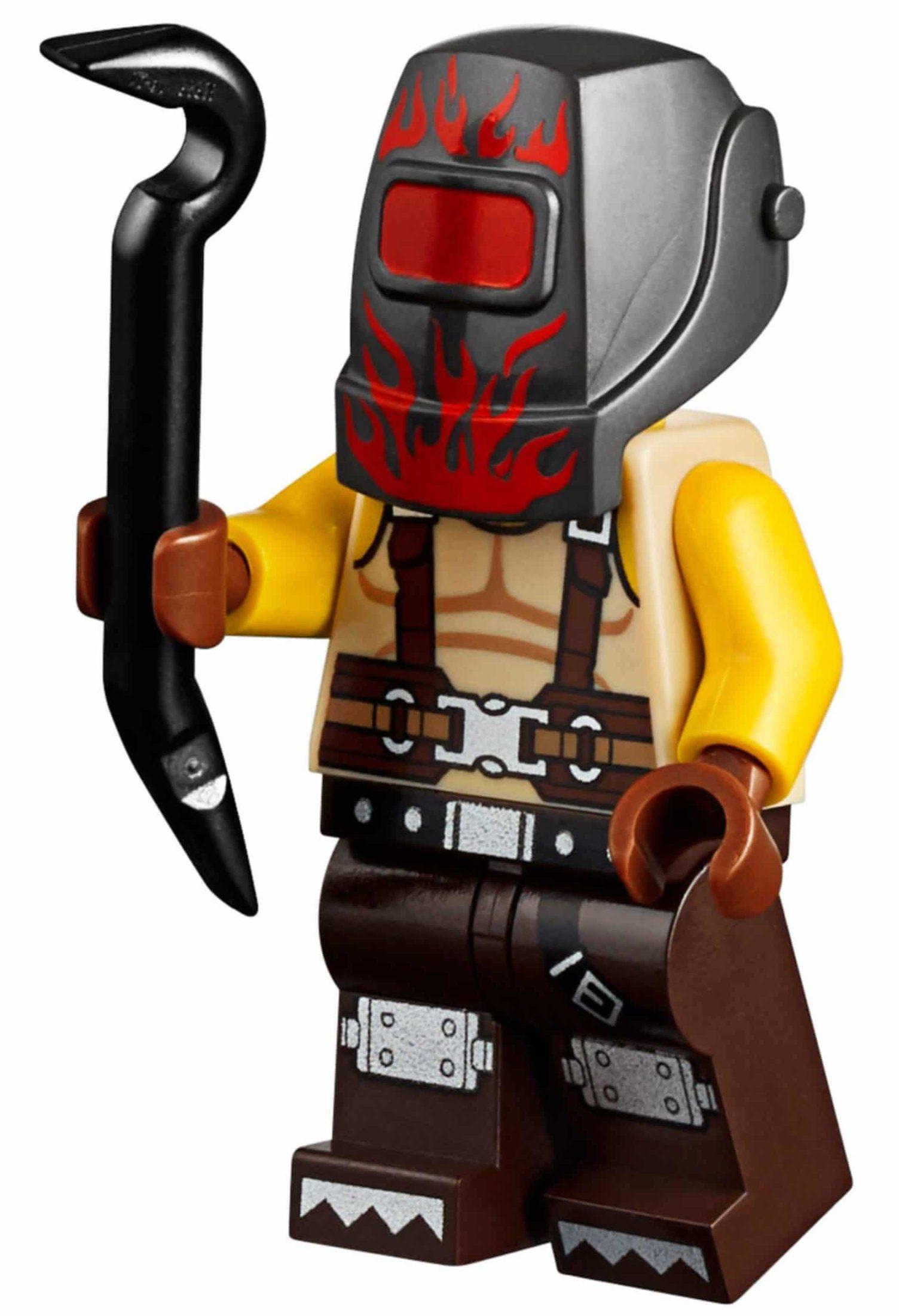 LEGO 70840 Apocalypseburg: Fuse