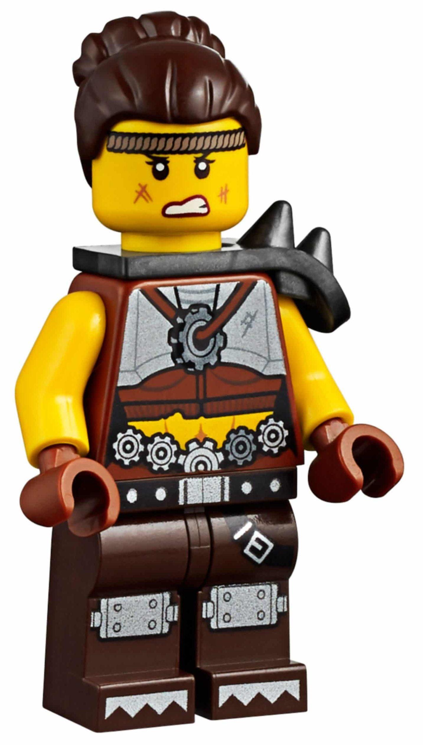 LEGO 70840 Apocalypseburg: Roxxi