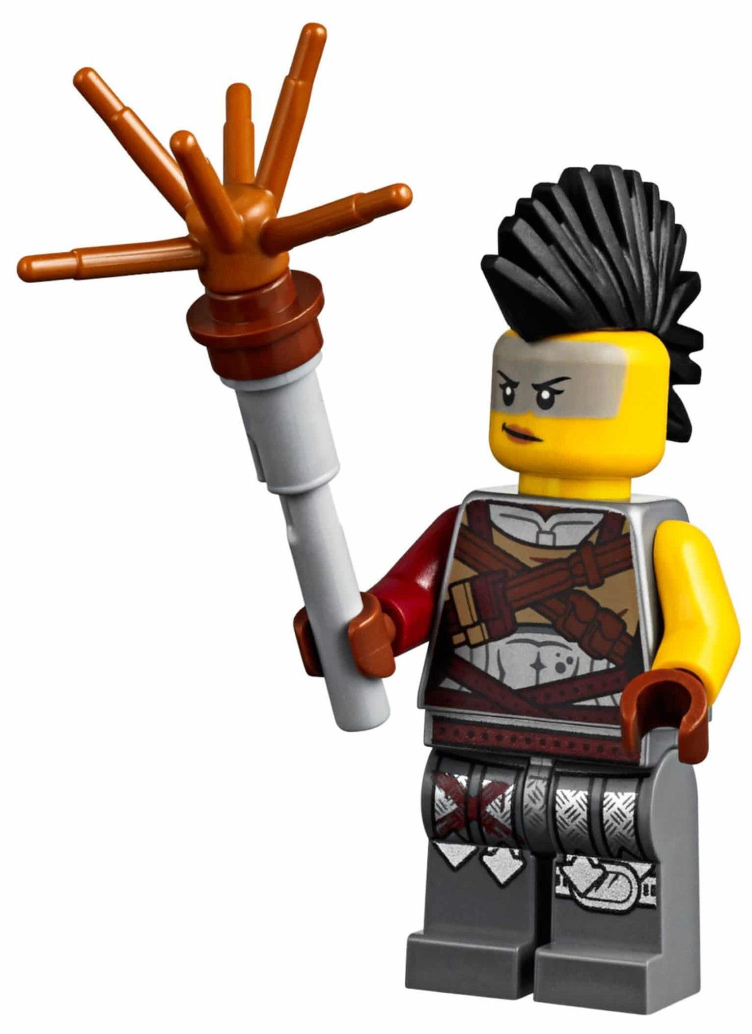 LEGO 70840 Apocalypseburg: Mo-Hawk