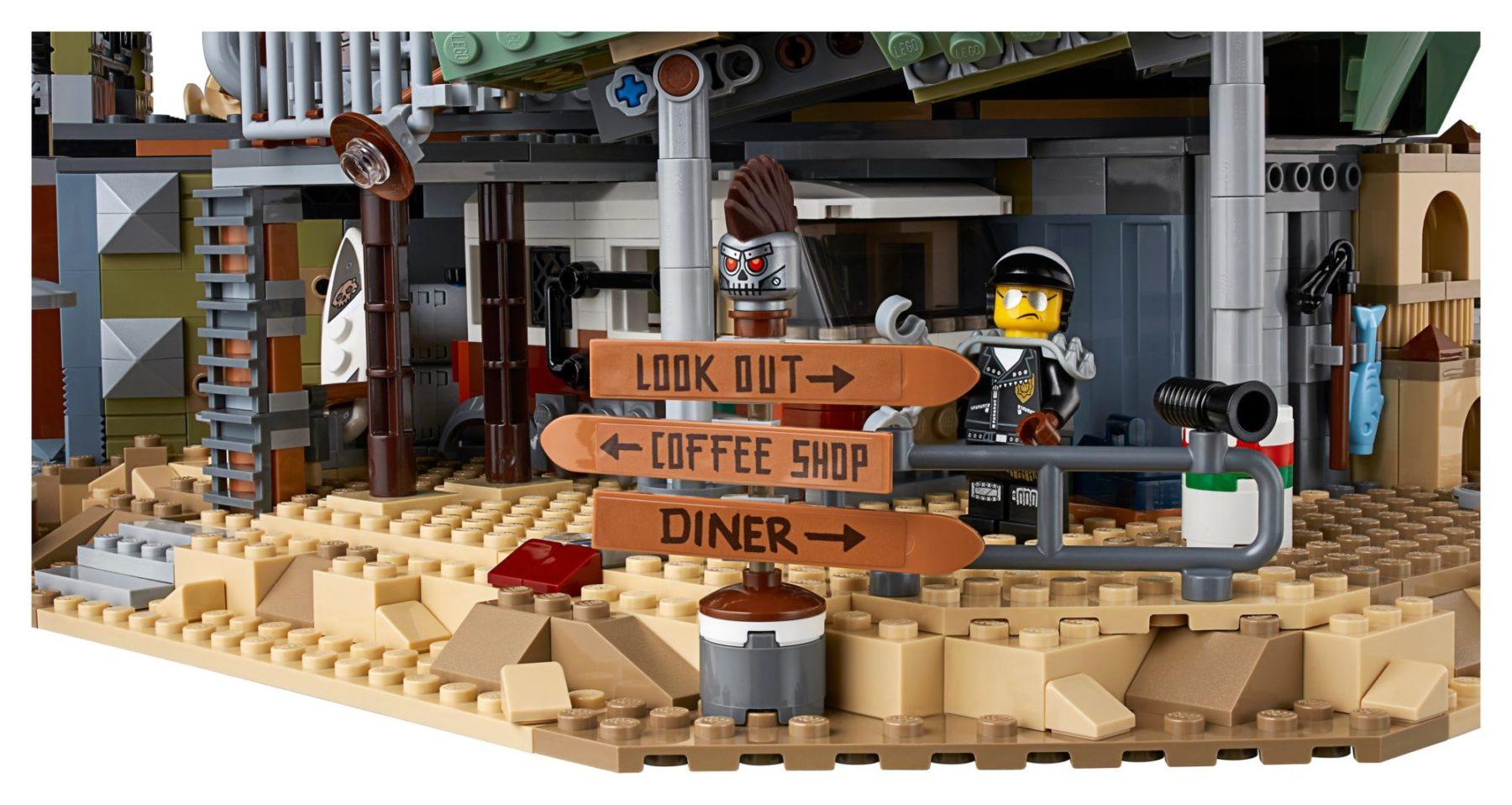 LEGO 70840 Willkommen in Apokalypstadt!