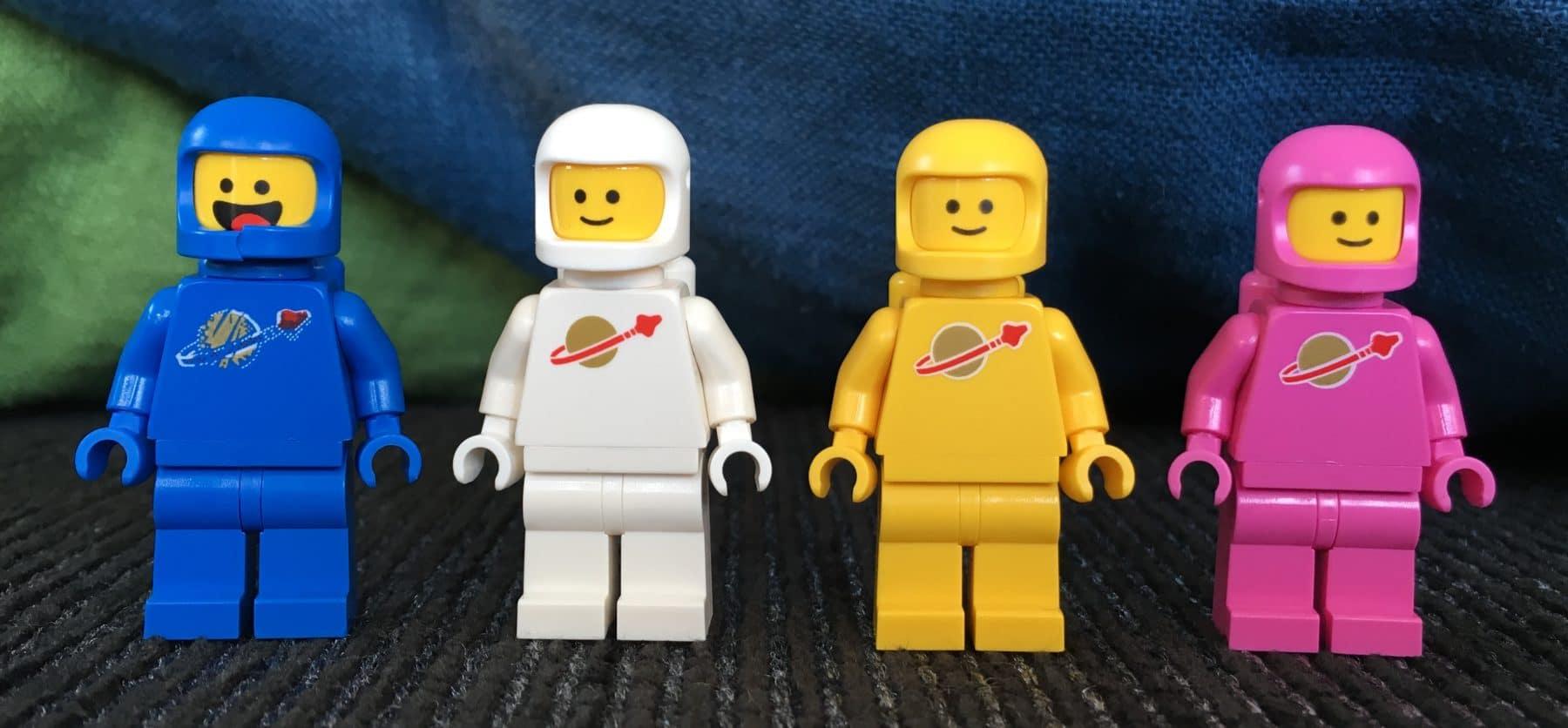 LEGO 70841 Bennys Weltraum-Team Minifiguren