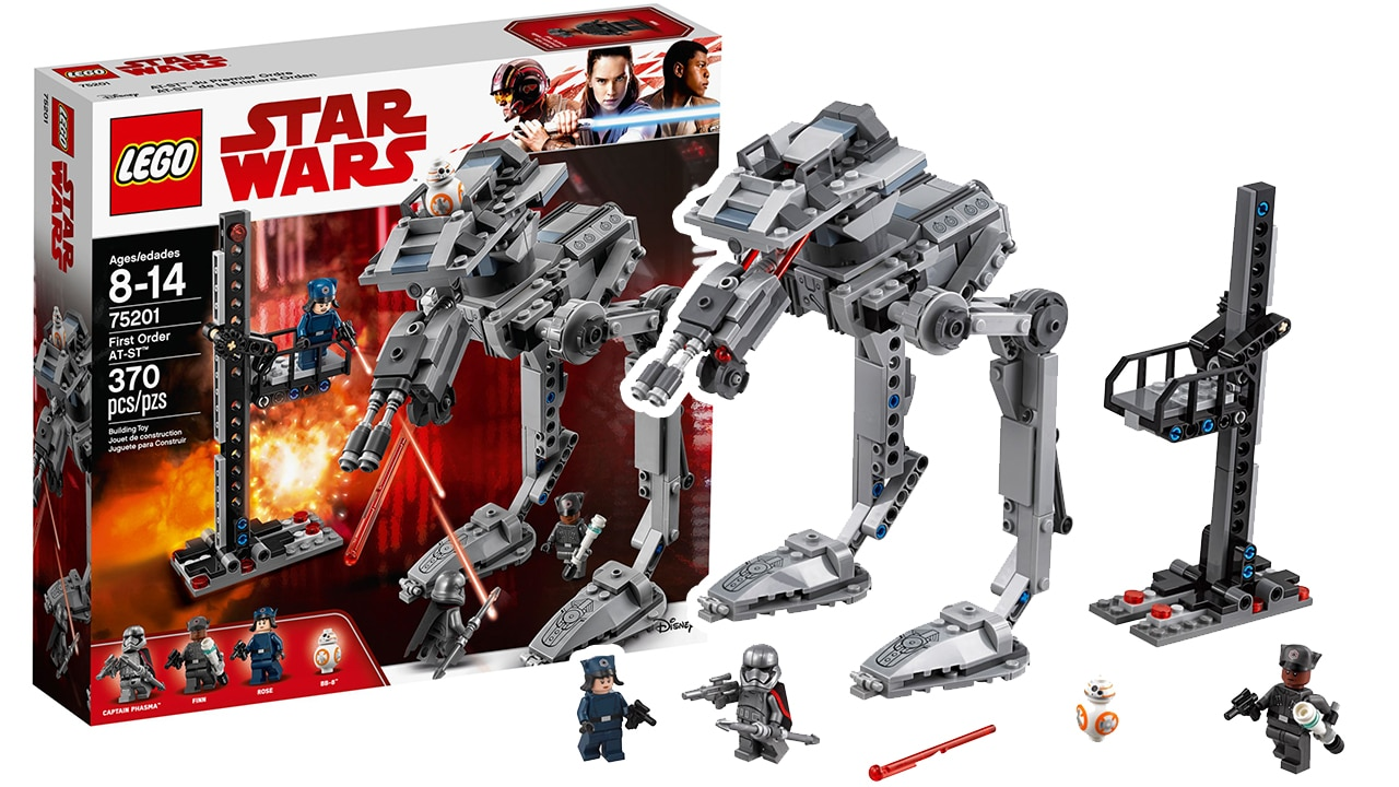 LEGO 75201 First Order AT-ST: Eine Katastrophe