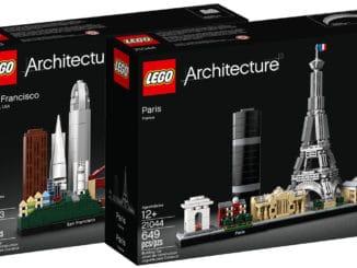 LEGO Architecture 2019
