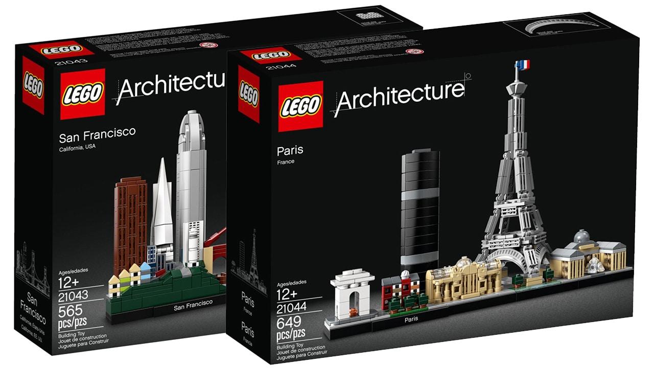 LEGO Architecture Januar 2019