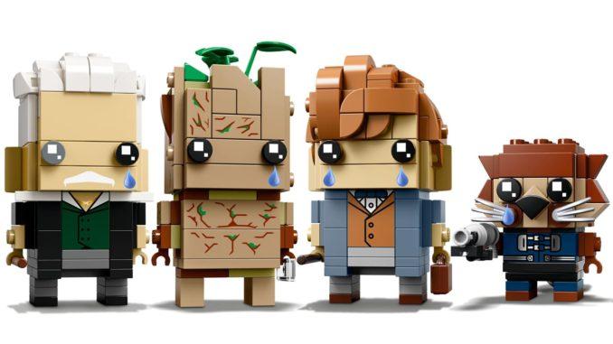LEGO BrickHeadz ausverkauft und eingestellt