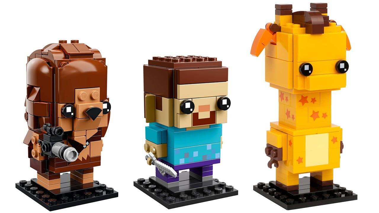 LEGO BrickHeadz Flops 2018