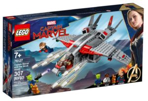 LEGO Captain Marvel 76127