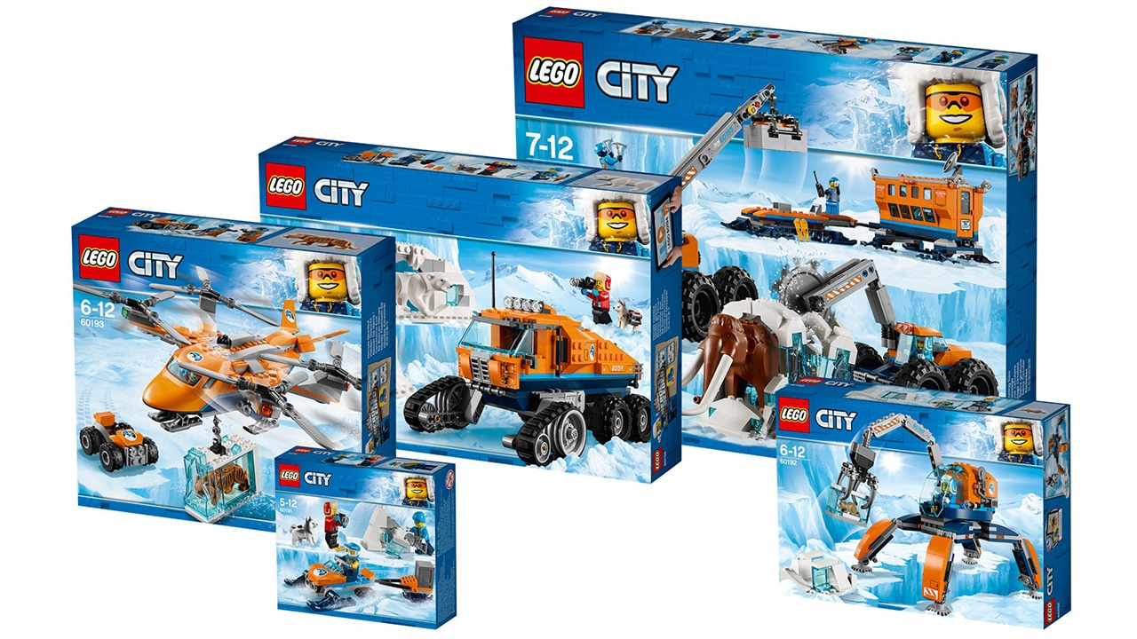 LEGO City Bundle
