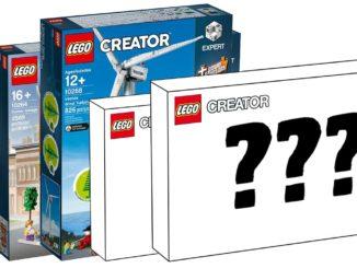 LEGO Creator Expert 2019 Gerüchte