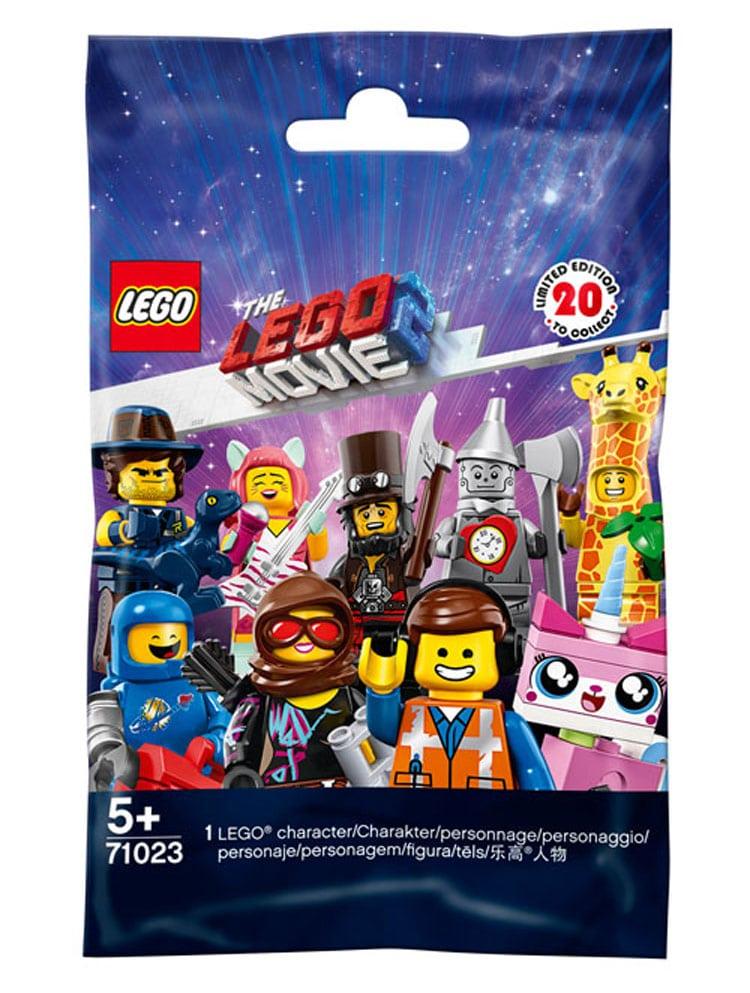LEGO 71023 Minifiguren zu The LEGO Movie 2: Polybag