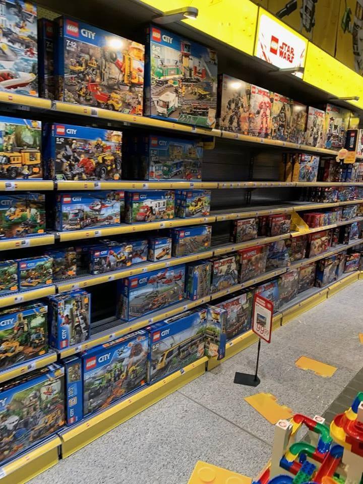LEGO Sets 2019 im Einzelhandel