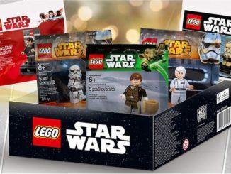LEGO Star Wars Minifiguren Box in den USA