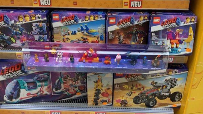 The LEGO Movie 2 Sets im Einzelhandel