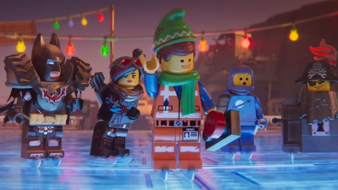 The LEGO Movie 2 Weihnachts-Kurzfilm