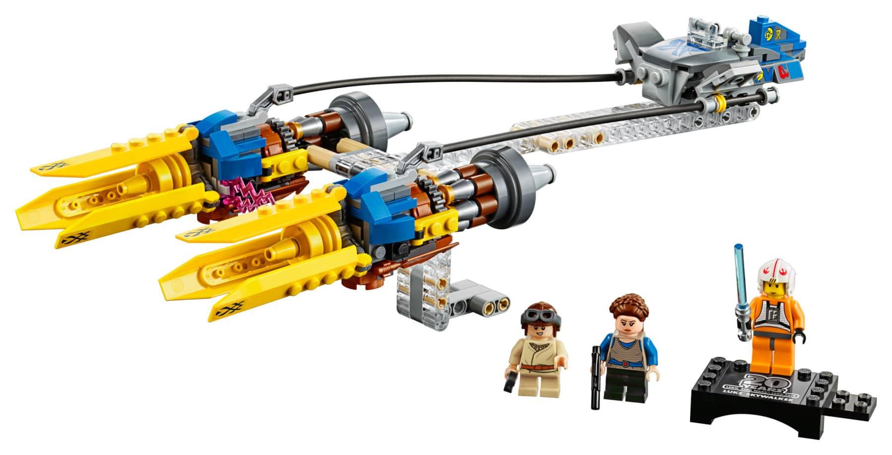 LEGO Star Wars 75258 Anankins Podracer