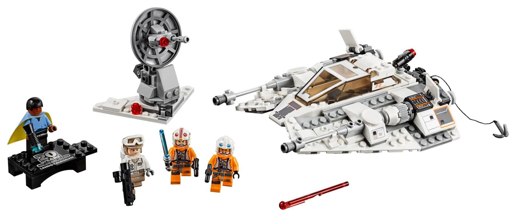 LEGO Star Wars 75259 Snowspeeder