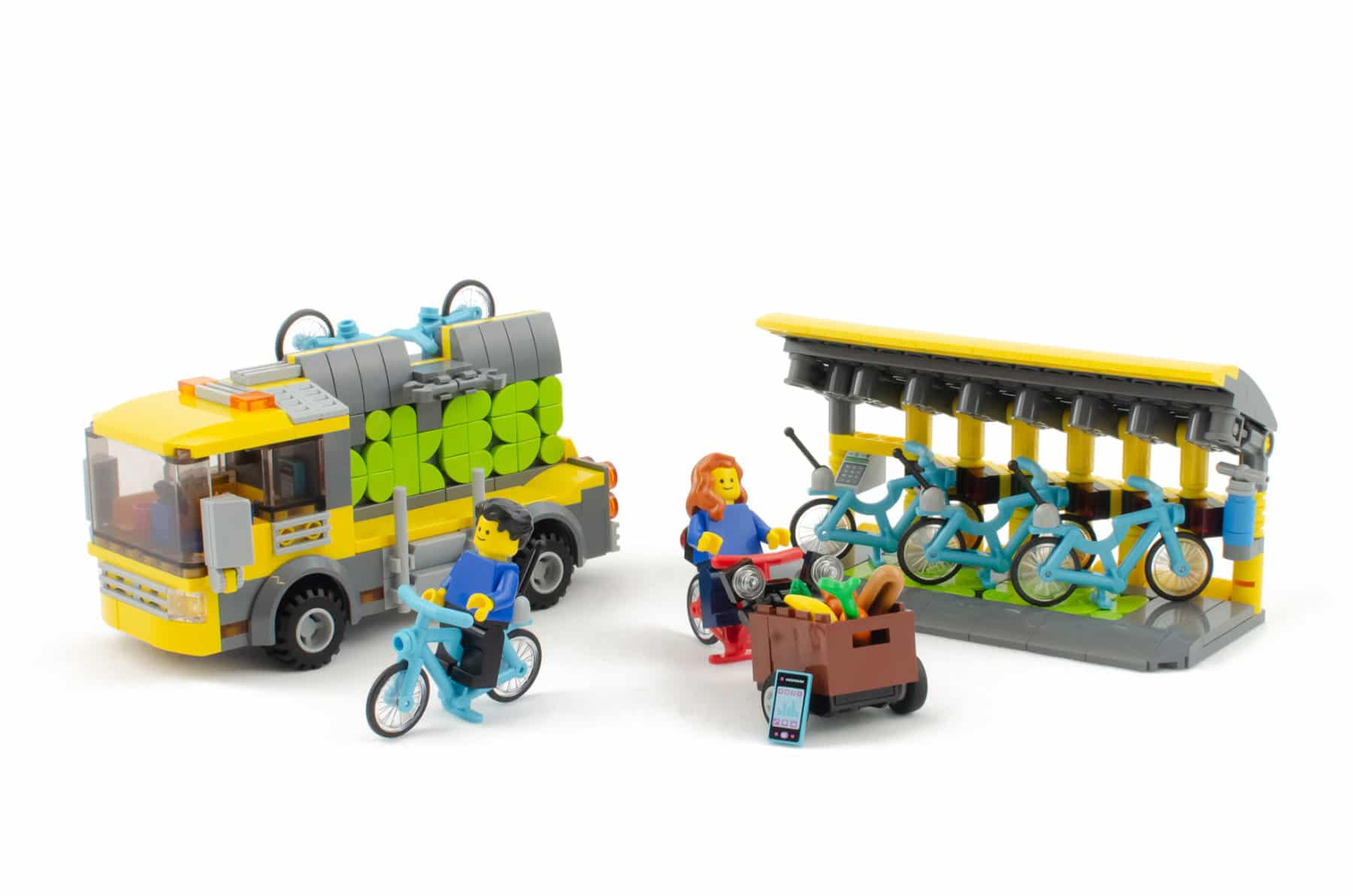 Bricklink AFOL Designer Program: Bikes!