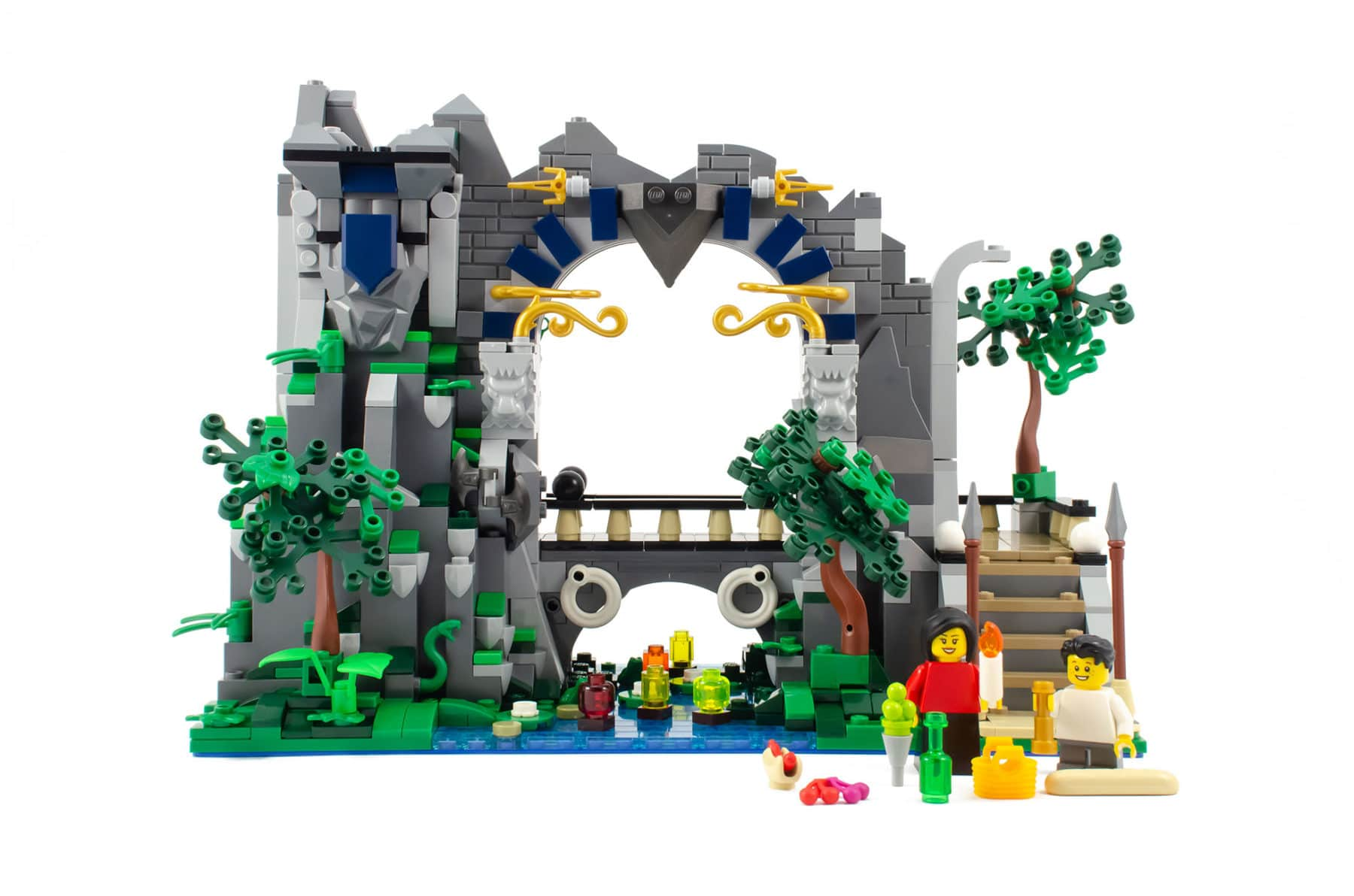 Bricklink AFOL Designer Program: Clovershire Castle