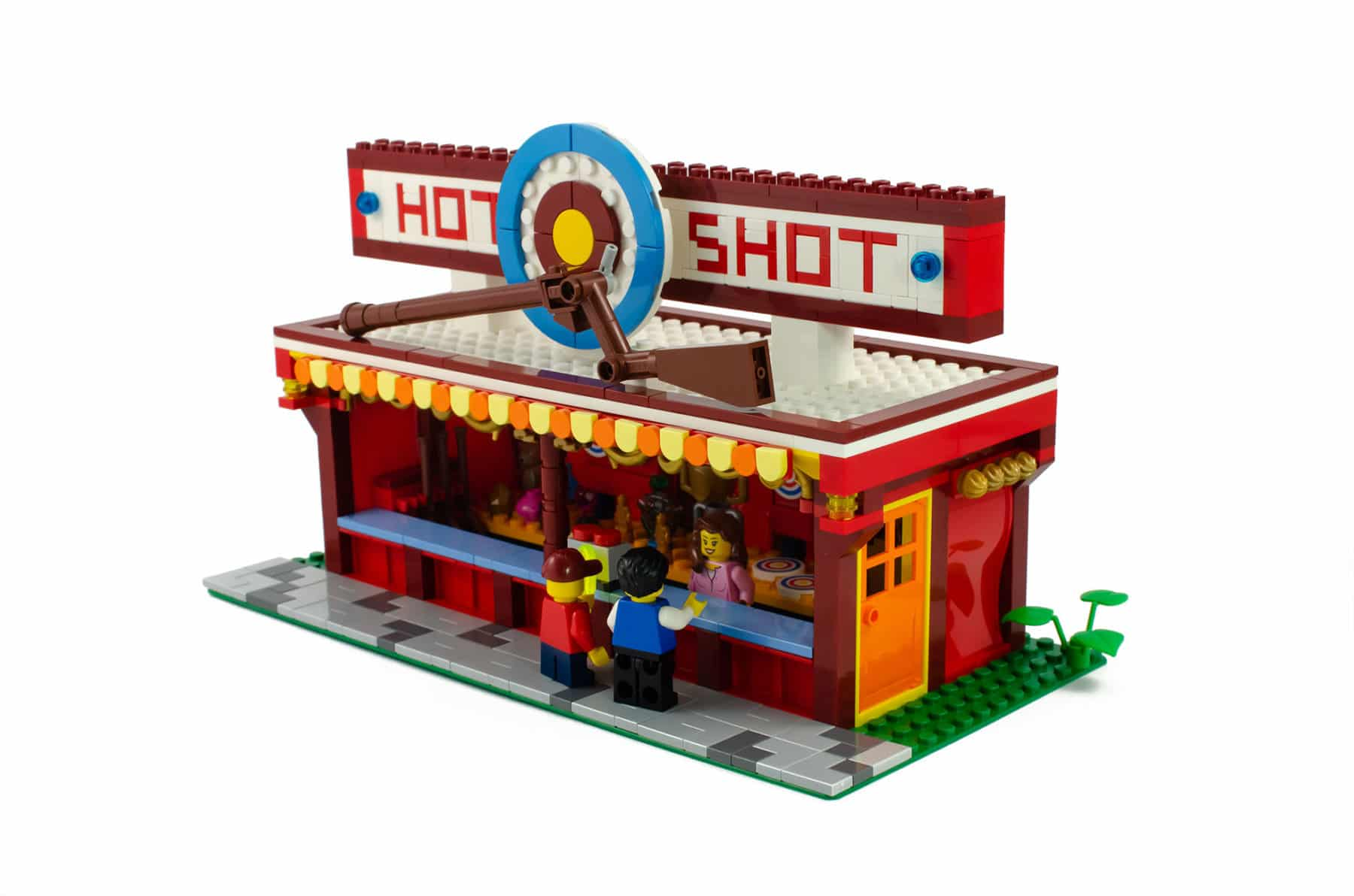 Bricklink AFOL Designer Program: Hot Shot Carnival