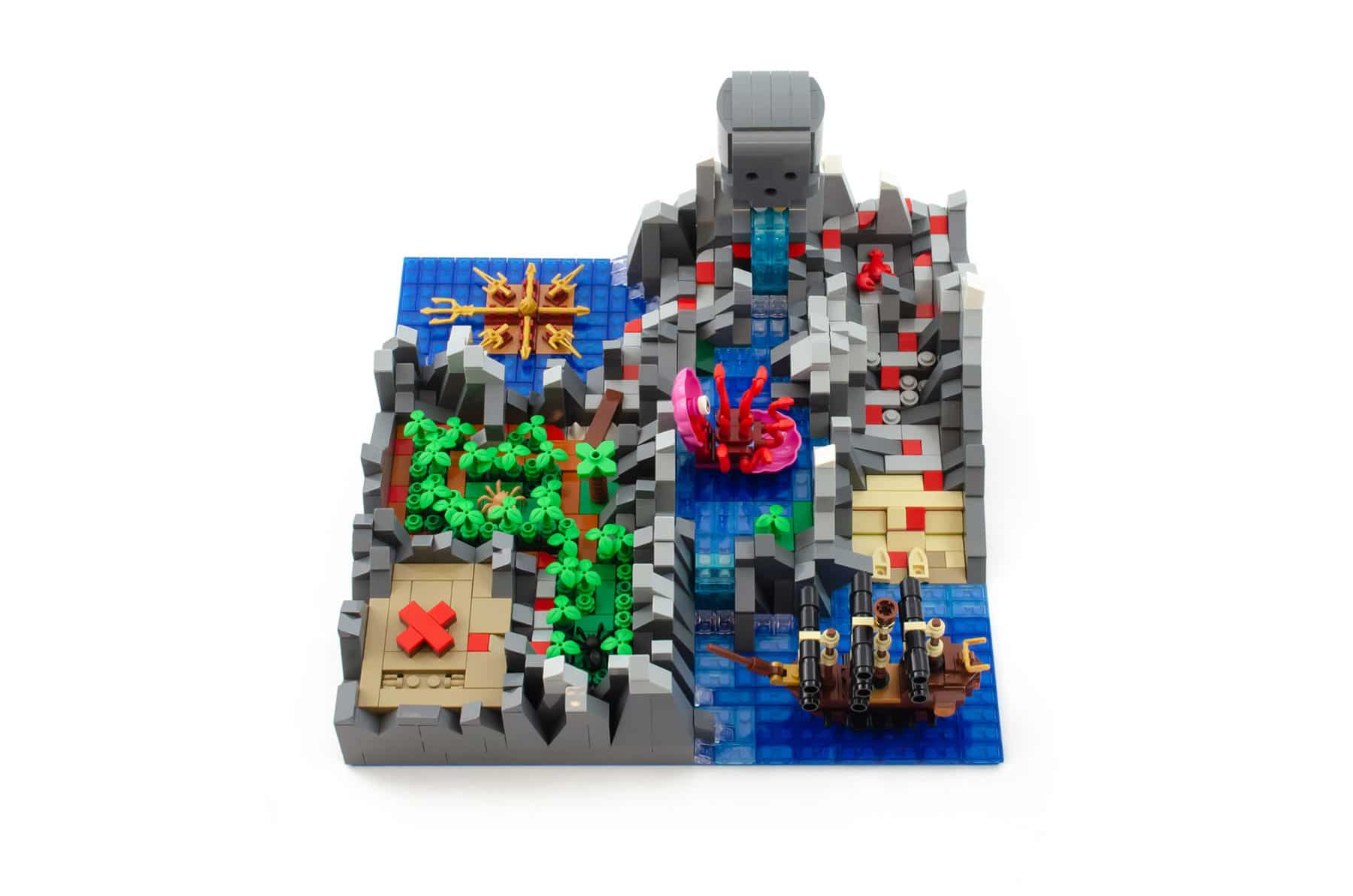 Bricklink AFOL Designer Program: Isle of Peril