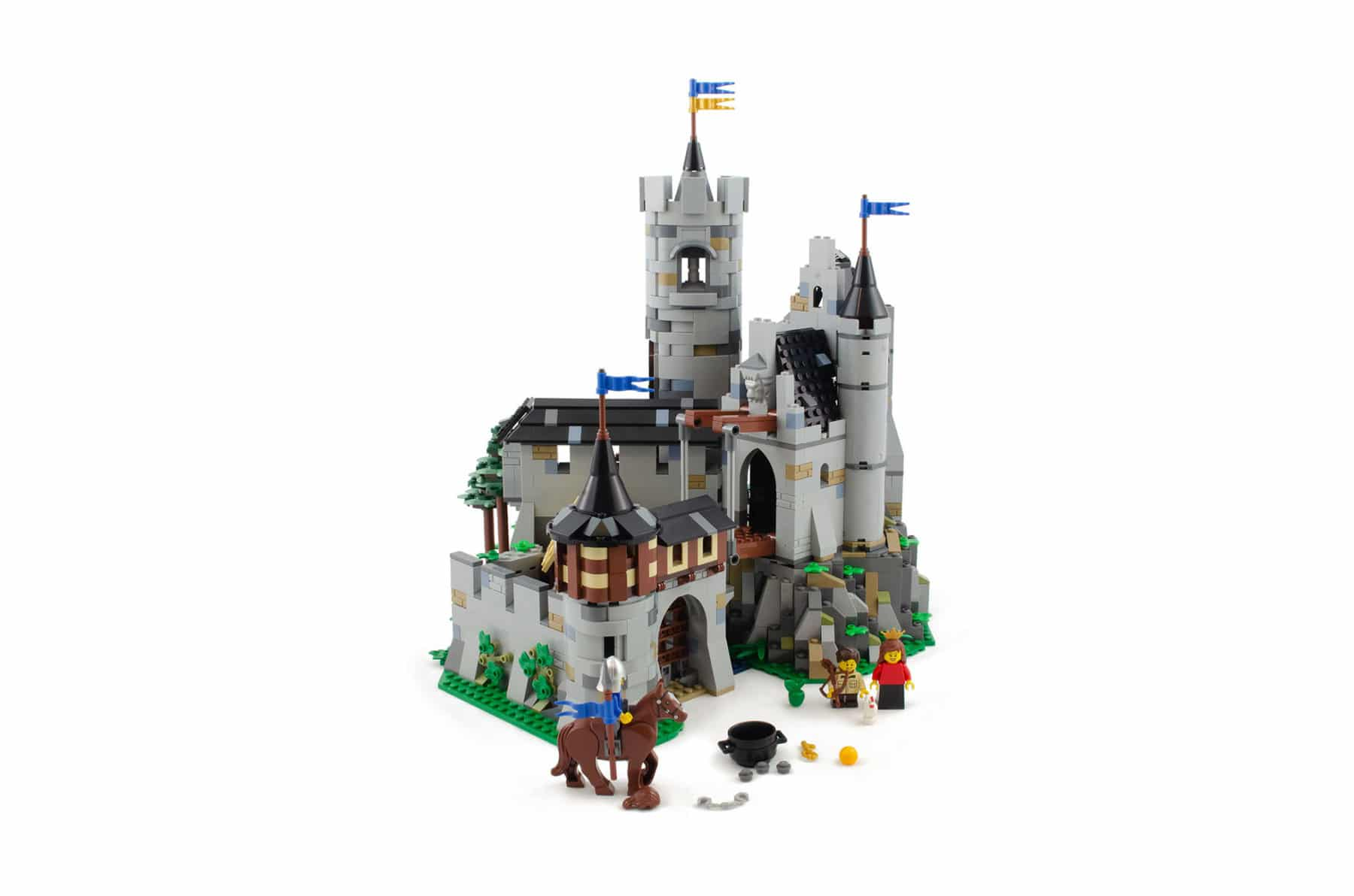 Bricklink AFOL Designer Program: Löwenstein Castle